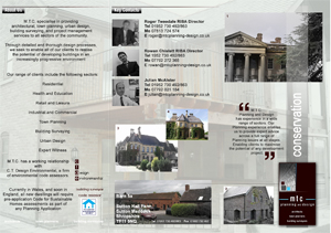 Conservation MTC Brochure