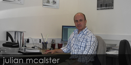 Julian Mcalster Architect
